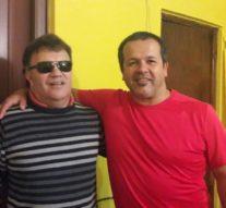 Hector Pimpinatti de Carreras se sumó a la grabación de las obras de Minino Acosta
