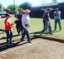 "En Villada se disputó la regional del ""Torneo Provincial de Bolitas"""