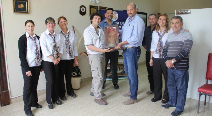 """El Premio Provincial """"Julio Migno"""" ya se encuentra en Santa Teresa"""