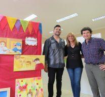 "En Santa Teresa se inauguró la Muestra Itinerante ""Kermesse de Colores"""