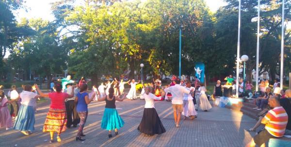 """El """"Día de la Tradición"""" se vivió en Arroyo Seco"""