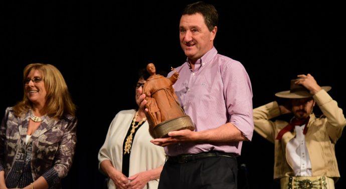 """El Maestro Omar Fiordelmondo fue distinguido con el Premio Provincial """"Julio Migno"""""""