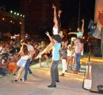 Los villenses celebraron el 160º aniversario de la ciudad
