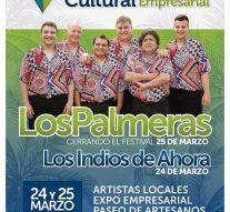 Arroyo Seco: Los Palmeras cerrarán el Festival de la Cultura