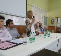 El «Plan 2018» del Ente Cultural Santafesino se presentó en Villa Constitución