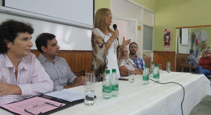 """El """"Plan 2018"""" del Ente Cultural Santafesino se presentó en Villa Constitución"""