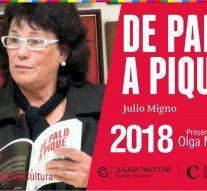 """""""Leyendo a Julio Migno"""" llega a Venado Tuerto y Firmat"""