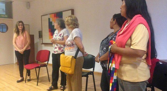 En Zavalla se desarrolló la primera charla sobre los pueblos indígenas y la territorialidad