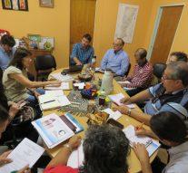 """Reunión del """"Equipo Directivo 2018"""" en la ciudad de Santa Fe"""