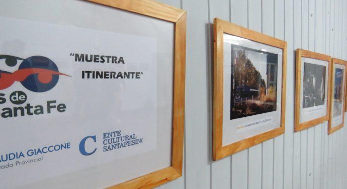 """En Zavalla inicia su recorrido la Muestra """"Ojos de Santa Fe"""""""
