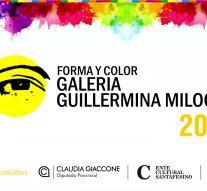 """""""Forma y Color 2018"""" reunirá a más de 100 obras de toda la provincia de Santa Fe"""