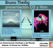 Bruno Theilig se presentará en Zavalla