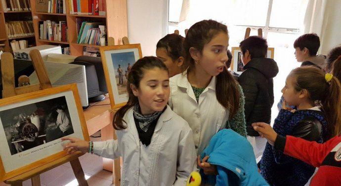 La Muestra «Ojos de Santa Fe» ya se encuentra en la comunidad de Piñero