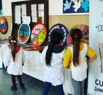 """Las """"Mandalas Santafesinas"""" visitan la comunidad de Gödeken"""