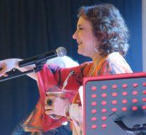 Yamila Cafrune inicio su «Cafruneando» desde el sur santafesino