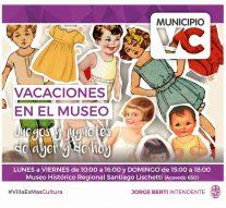 «Vacaciones en el Museo» en Villa Constitución