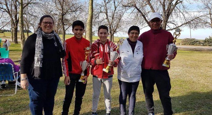 """El Pueblo de Uranga ya tiene a sus ganadores del """"Torneo de Bolitas"""""""