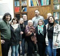 La Biblioteca Cervantes de Empalme Villa Constitución se suma al Ente Cultural