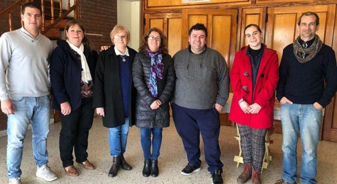 En María Teresa se desarrolló la reunión mensual de la Usina III (Sur)