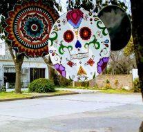 "Las ""Mandalas Santafesinas"" llegaron a la localidad de Peyrano"