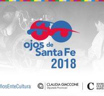 """El lunes 29 cierra la convocatoria de """"Ojos de Santa Fe"""" y """"Hacelo Corto"""""""
