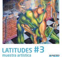 "Villa Constitución: Guillermo Ginessi expone su obra ""Latitudes#3"""