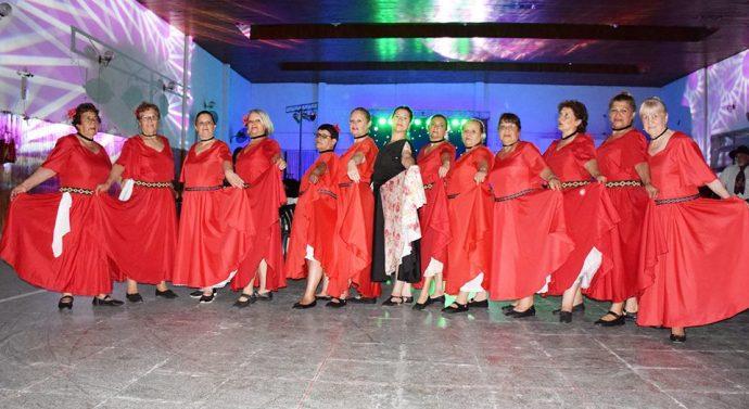 Rufino: Muestra Anual de las Escuela de Danzas