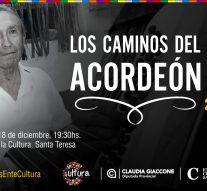 """""""Los Caminos del Acordeón 2"""" visitarán Santa Teresa"""