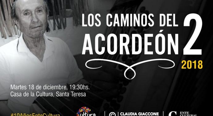 «Los Caminos del Acordeón 2» visitarán Santa Teresa
