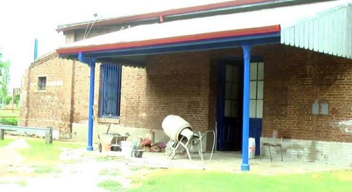 Obras históricas en el Museo Municipal de Arroyo Seco