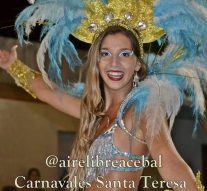 Inolvidable noche de cierre de Carnavales en Santa Teresa