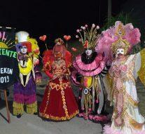 Gödeken vivió su noche de Carnaval
