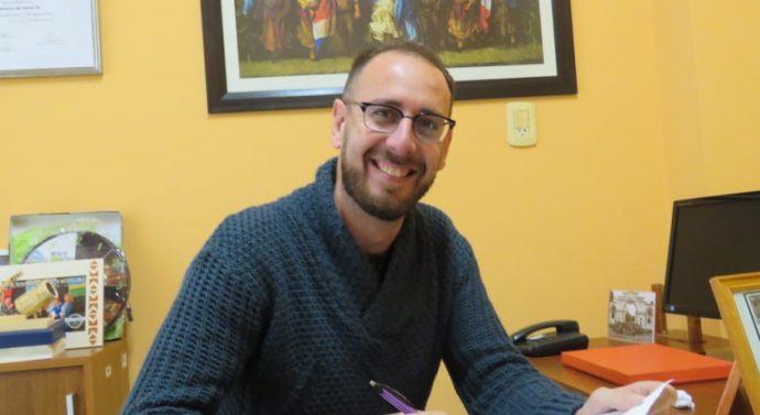 Franco Pietrani es el nuevo Presidente del Ente Cultural Santafesino