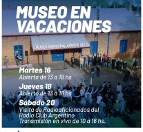 Arroyo Seco: Actividades del Museo en Vacaciones