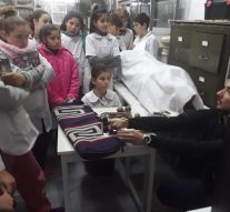 Peyrano: Museo y Escuela trabajando juntos