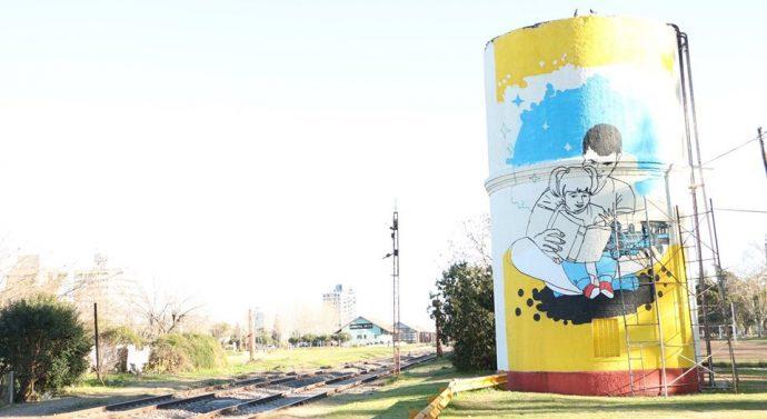Arroyo Seco: Intervención Artística en espacios públicos de la ciudad