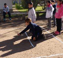 Escuelas Primarias de Hughes se sumaron al «Torneo Provincial de Bolitas»