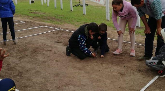 En Villa Mugueta se llevó a cabo el «Torneo Provincial de Bolitas»