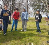 Uranga desarrolló el «Torneo Provincial de Bolitas»