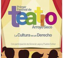 Primer Festival de Teatro en Arroyo Seco