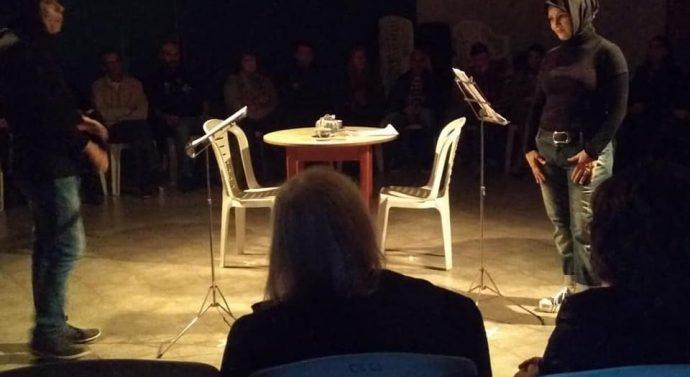 «Teatro de por Acá» se presentó exitosamente en Arroyo Seco