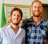 El Presidente del Ente Cultural Santafesino se reunió en Cremona-Italia