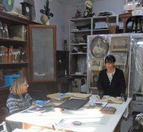 Peyrano: Se encuentran trabajando en Archivo Histórico