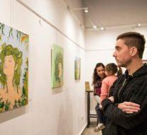Se inauguró la Muestra «Etérea» en Arroyo Seco