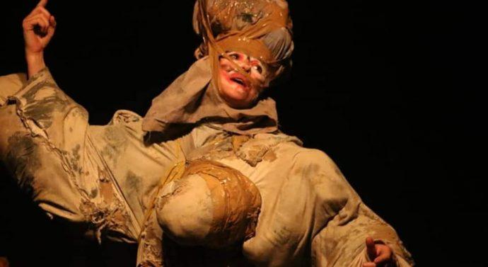 Apertura del «1° Festival de Teatro» en Arroyo Seco.