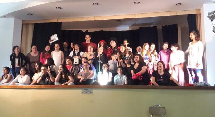 Se realizó el 2° Encuentro Regional de Teatro en Arroyo Seco