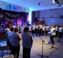 Acebal: Se llevó a cabo el Encuentro «Canto y Amigos»