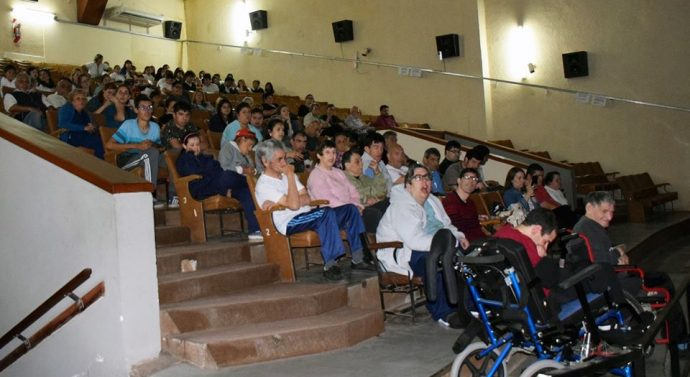 Rufino: Presentación del Corto del Centro de Día «San Teodoro»
