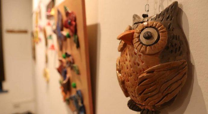 Arroyo Seco: Se inauguró la Muestra de Cerámica