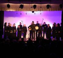 Arroyo Seco: Los Talleres de Canto y Coro Municipal desarrollaron su muestra anual
